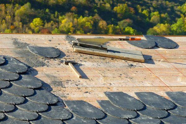Dachdeckerarbeiten Holzbau Stehle